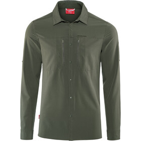Craghoppers NosiLife Pro III Longsleeved Shirt Men dark khaki